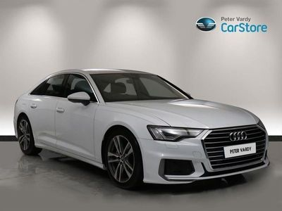 used Audi A6 Diesel 40 TDI S Line 4dr S Tronic