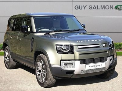 used Land Rover Defender 2.0 D240 HSE 110 5dr Auto