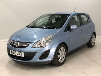 used Vauxhall Corsa 1.3 CDTi [95] ecoFLEX Exclusiv 5dr [AC] [St/Sp] Hatchback