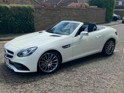 used Mercedes SLC200 SLC 2.0AMG Line G-Tronic (s/s) 2dr