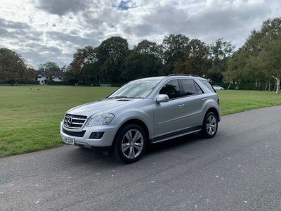 used Mercedes ML300 M Class 3.0CDI BlueEFFICIENCY SE 7G-Tronic 5dr