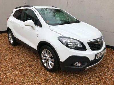 used Vauxhall Mokka SE CDTI