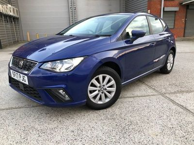 used Seat Ibiza 1.0 TSI SE (s/s) 5dr
