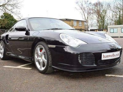 used Porsche 996 Turbo 3.6 AWD 2dr