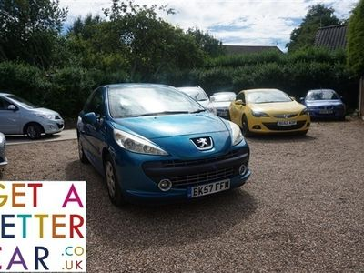 used Peugeot 207 1.4 M play 3dr