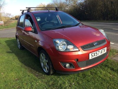 used Ford Fiesta 1.25 Zetec Climate 5dr