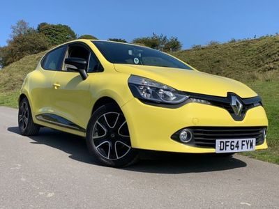 used Renault Clio 0.9 TCe Dynamique MediaNav (s/s) 5dr