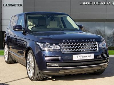 used Land Rover Range Rover 2018 Northfield 4.4 SDV8 (339hp) Autobiography