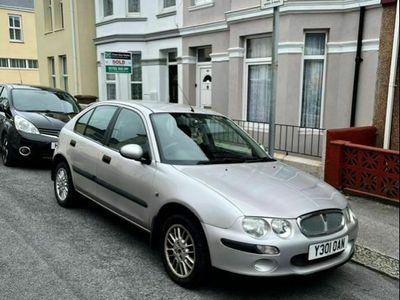 used Rover 25 1.4 Impression S 5dr