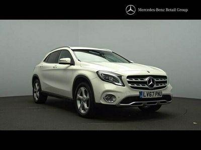used Mercedes GLA220 D 4MATIC SPORT PREMIUM