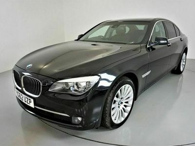 used BMW 502 7 Series 3.0 740D 4d AUTOBHP-2 FORMER KEEPERS-LOW MILEAGE EXAMPLE Saloon 2012