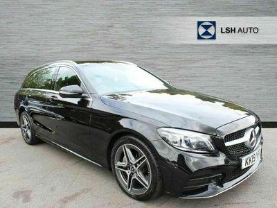 used Mercedes C300 C Class 2.0AMG Line (Premium) G-Tronic+ (s/s) 5dr