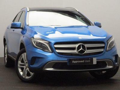 used Mercedes GLA200 GlaSport 5dr Auto [Premium Plus]