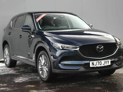 used Mazda CX-5 2.0 SKYACTIV-G Sport (s/s) 5dr