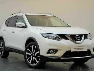 used Nissan X-Trail 2.0 dCi 177 4WD Tekna SE X-Tronic Auto with 7 Seats