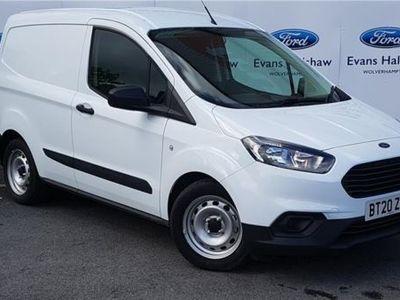 used Ford Transit 1.5 TDCi Leader Van [6 Speed], 2020 (20)