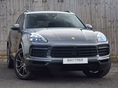 used Porsche Cayenne S 2.9T V6 S Tiptronic 4WD (s/s) 5dr