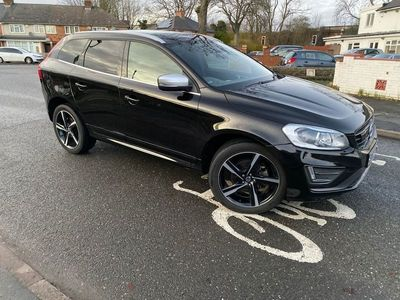 used Volvo XC60 2.0 D4 R-Design Lux Nav Geartronic FWD (s/s) 5dr