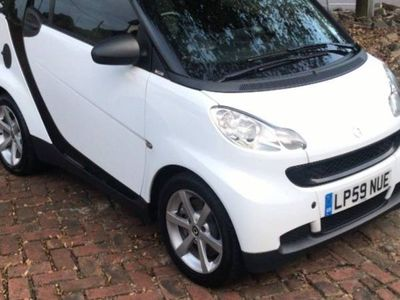 used Smart ForTwo Coupé DIESEL AUTOMATIC 2 DOORS