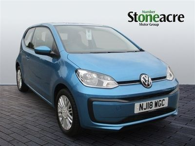 used VW up! 1.0 Move3dr
