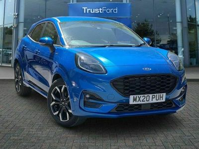 used Ford Puma SUV 1.0 ST-Line X First Edition (155ps)