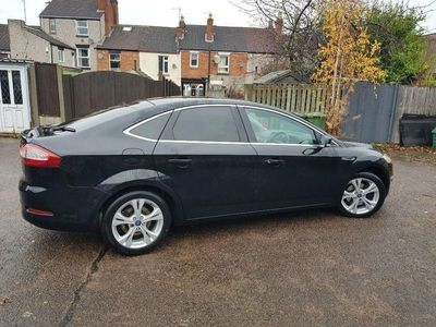 used Ford Mondeo 2.0 TDCi ECO Titanium X Business 5dr