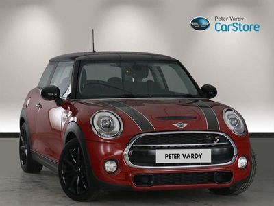 used Mini Cooper S Hatch 2.03dr [Chili Pack] 2014