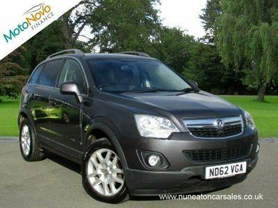 used Vauxhall Antara CDTi 163 4WD Start-Stop Exclusiv 2.2 5dr