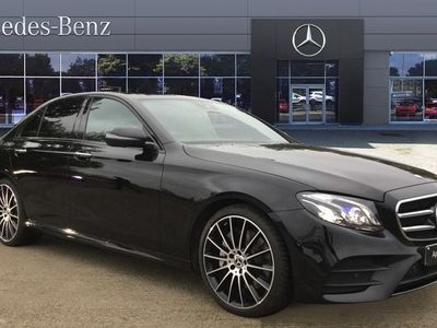 used Mercedes E350 E ClassAMG Line Night Edition Prem + 4dr 9G-Tronic Diesel Saloon Auto