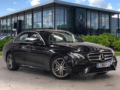used Mercedes E220 E ClassAmg Line Premium 4Dr 9G-Tronic 2.0