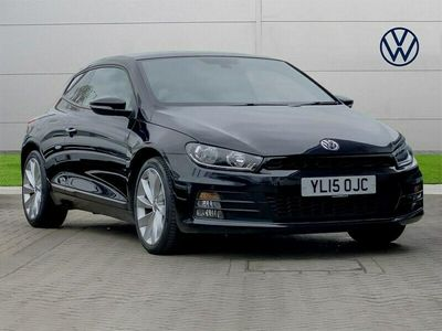 used VW Scirocco DIESEL COUPE 2.0 TDi BlueMotion Tech GT 3dr
