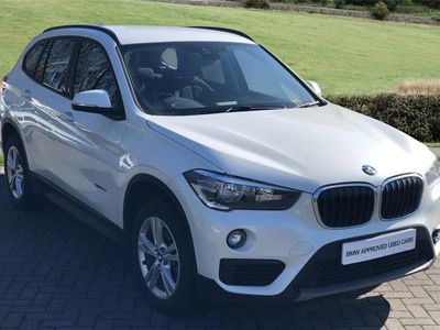 used BMW X1 2018 West Boldon sDrive 18d SE 5dr