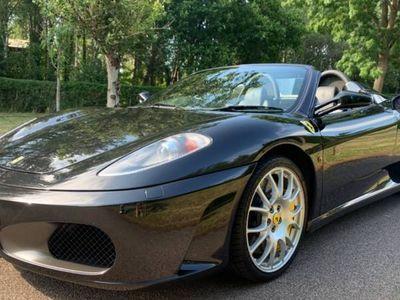 used Ferrari F430 PETROL SEMI AUTO CONVERTIBLE 2 DOORS