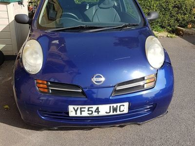 used Nissan Micra 1.0 E 3dr