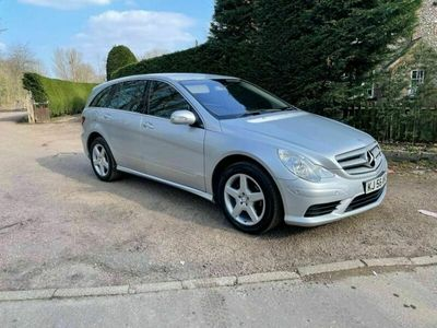 used Mercedes R320 R Class 3.0CDI Sport 7G-Tronic 5dr