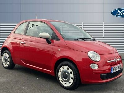 used Fiat 500 1.2 Colour Therapy 3dr hatchback 2015