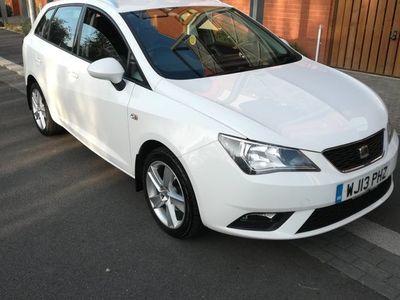 used Seat Ibiza ST 1.4 16v Toca 5dr