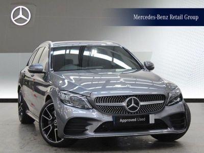 used Mercedes C200 C-ClassAmg Line Premium 5Dr 9G-Tronic