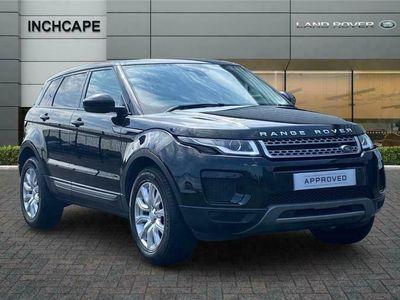 used Land Rover Range Rover evoque Diesel Hatchback 2.0 TD4 SE 5dr