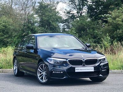 used BMW 530 5 Series d xDrive M Sport 4dr Auto
