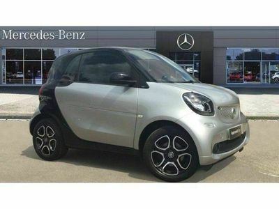used Smart ForTwo Coupé 1.0 Prime 2dr Auto