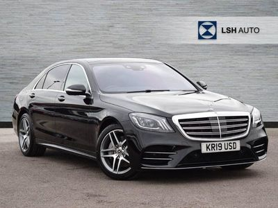 used Mercedes S350 S ClassL AMG Line Executive/Prem Plus 4dr 9G-Tronic Saloon diesel saloon
