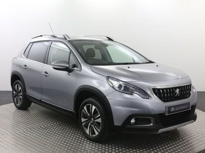 used Peugeot 2008 1.6 Bluehdi 100 Allure 5Dr [Start Stop]
