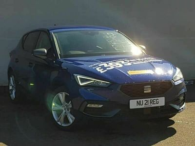 used Seat Leon 1.4 e-HYBRID FR Hatchback