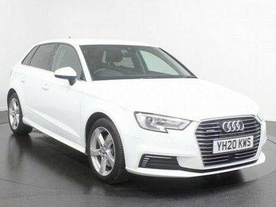 used Audi A3 Sportback e-tron 1.4 5d 202 BHP Your dream car can become a reality with cartime's fantastic finance deals.