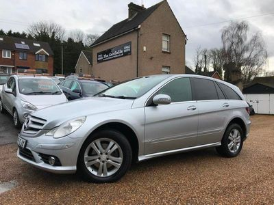 used Mercedes R280 R Class 3.0CDI SE 5dr