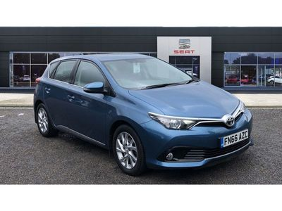 used Toyota Auris 1.4 D-4D Business Edition (s/s) 5dr