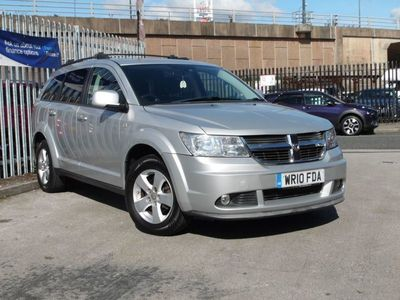 used Dodge Journey DIESEL AUTOMATIC MPV 5 DOORS