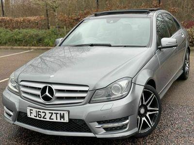 used Mercedes C350 C Class 3.0CDI BlueEFFICIENCY AMG Sport Plus 7G-Tronic Plus 4dr (Map Pilot)