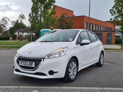used Peugeot 208 1.4 HDi Access+ 5dr